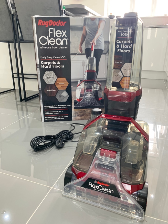 Cleaning My Carpets With Rugdoctor Housetohome